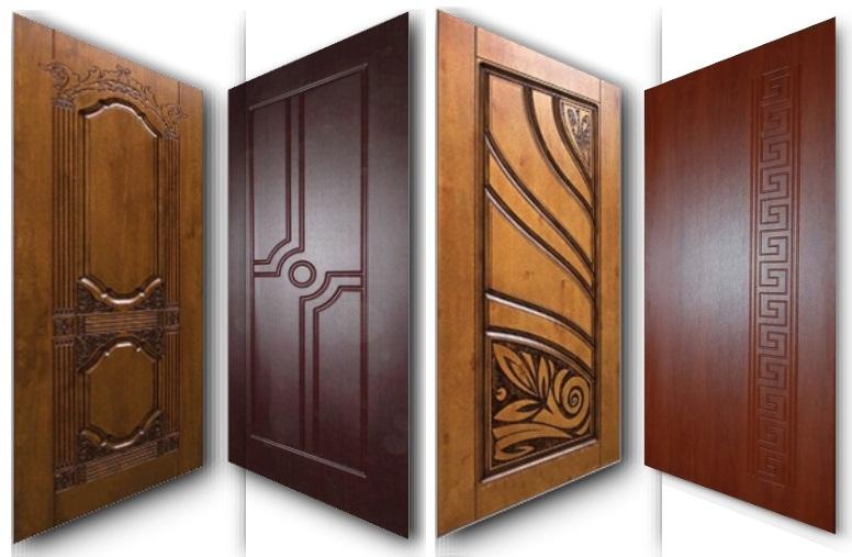 МДФ панели, накладки на двери, бронедвери - Главная страница